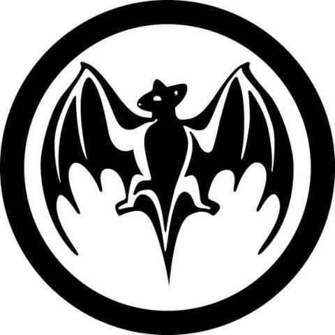 Bacardi gadget / Logo.