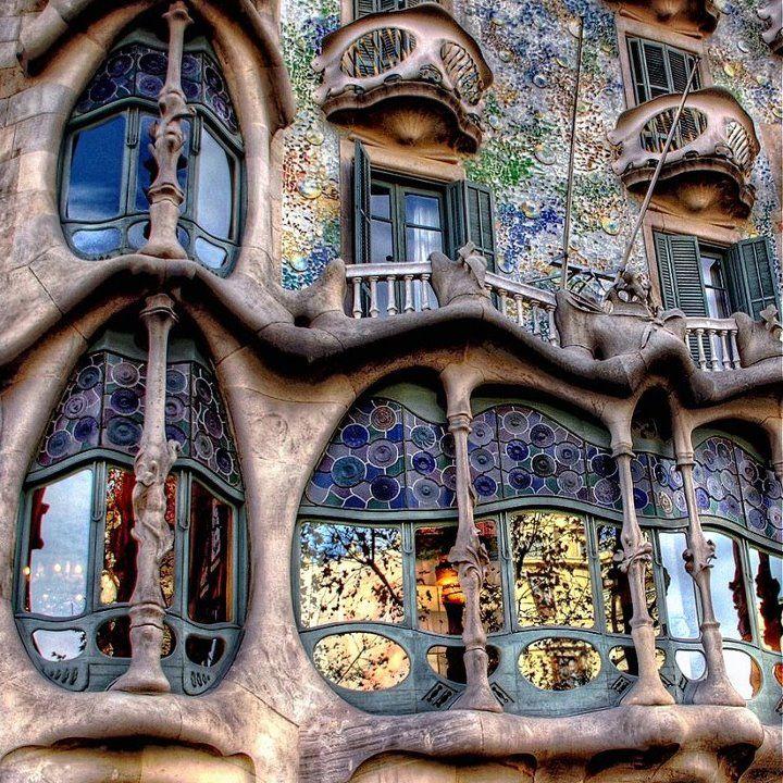 1000+ images about Casa Batlló.