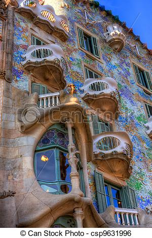 Stock Image of BARCELONA, SPAIN.