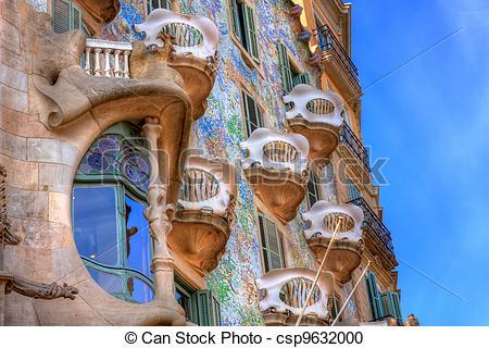 Stock Photography of BARCELONA, SPAIN.