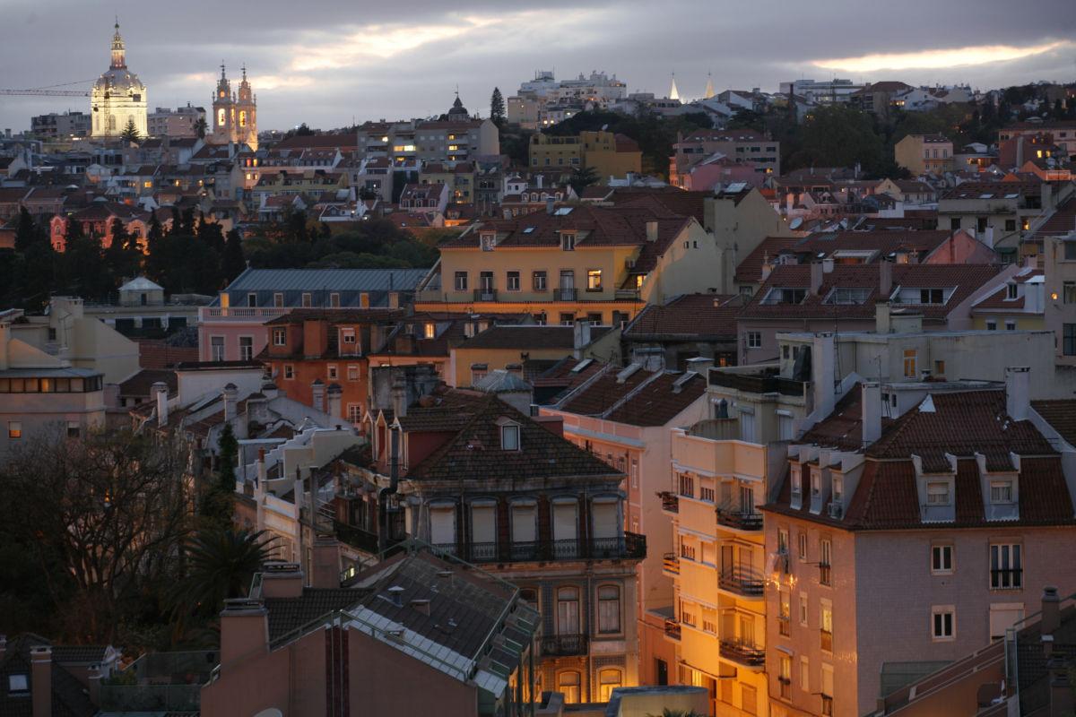 B&B in Lisbon.