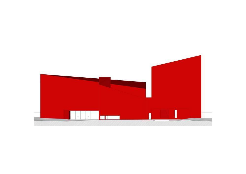 Casa das Artes in Miranda do Corvo, Portugal by Future.