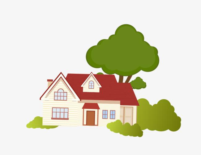 Vector Casa, A Casa, Desenho De Casa, Casa Dos Desenhos Animados PNG.