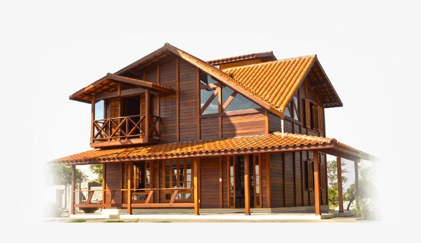 Casa De Madeira Pré.