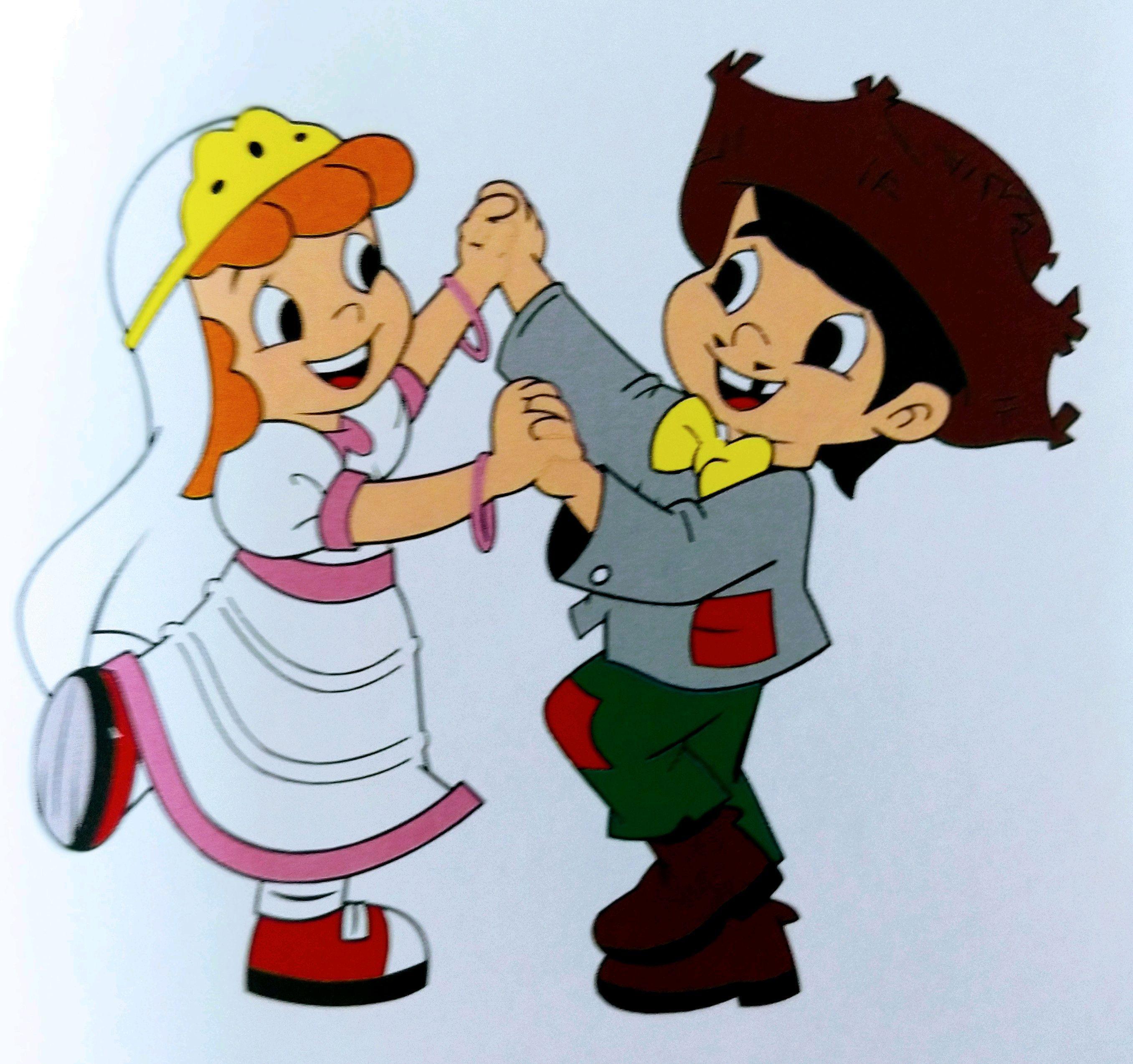 Casal Junino em Eva.