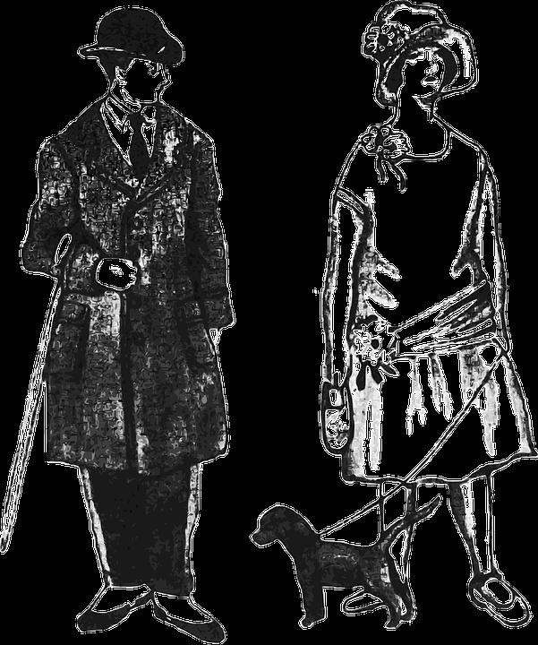 Casal Fashion 1920.
