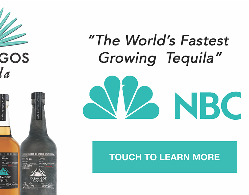 Casamigos Our Process Touch Screen on Behance.