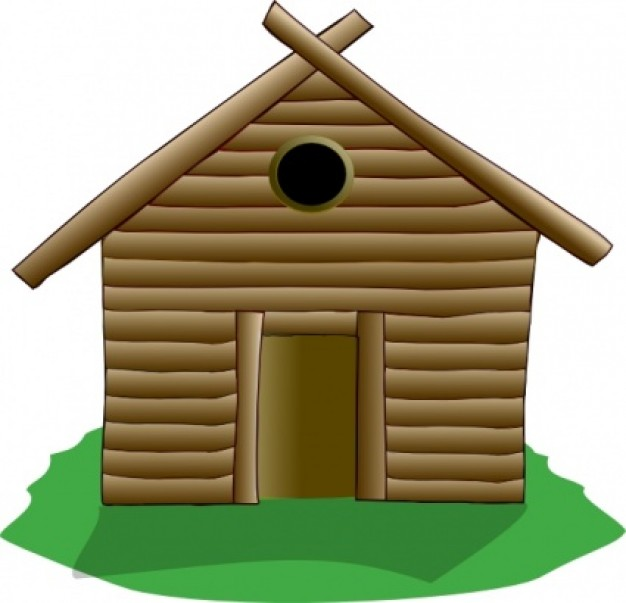House Clip Art Free Cartoon.