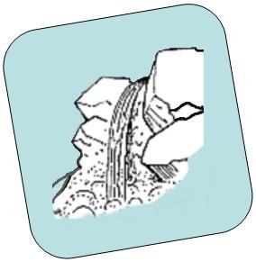 Cascade Clipart.