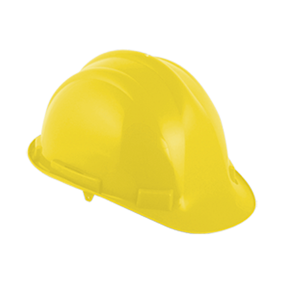 CASCO SEGURIDAD AMARILLO TC.