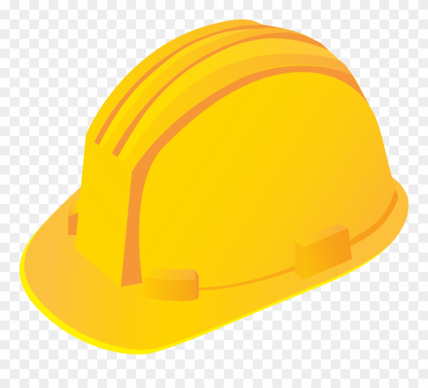 Hard Hat Helmet Architectural.