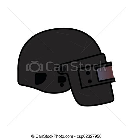 Helmet Level 3, from PUBG.