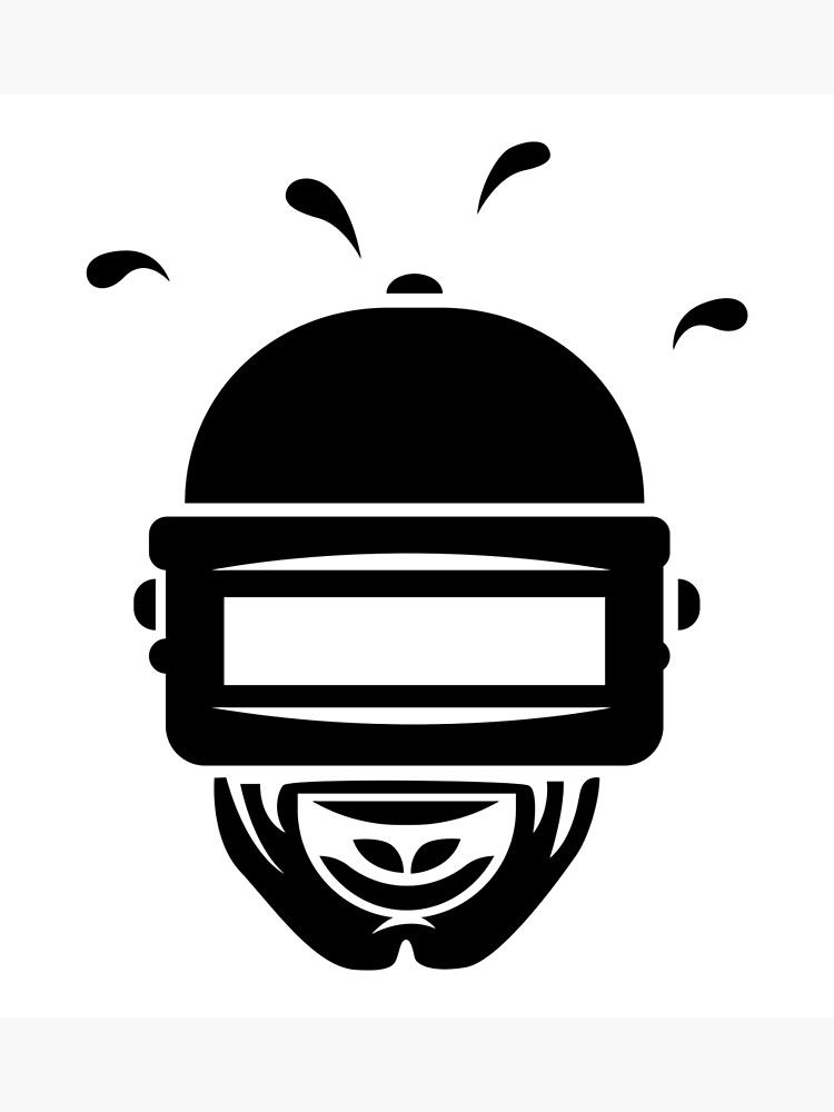 Pubg Helmet Cartoon.
