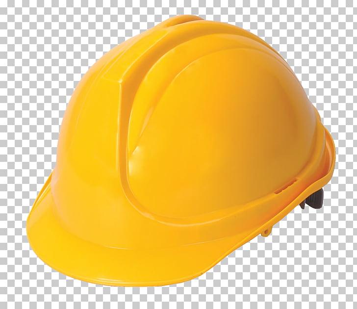 Casco casco de seguridad trabajador amarillo, material de.