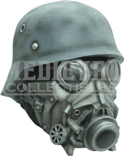 HD Mascara De Gas Casco Transparent PNG Image Download.