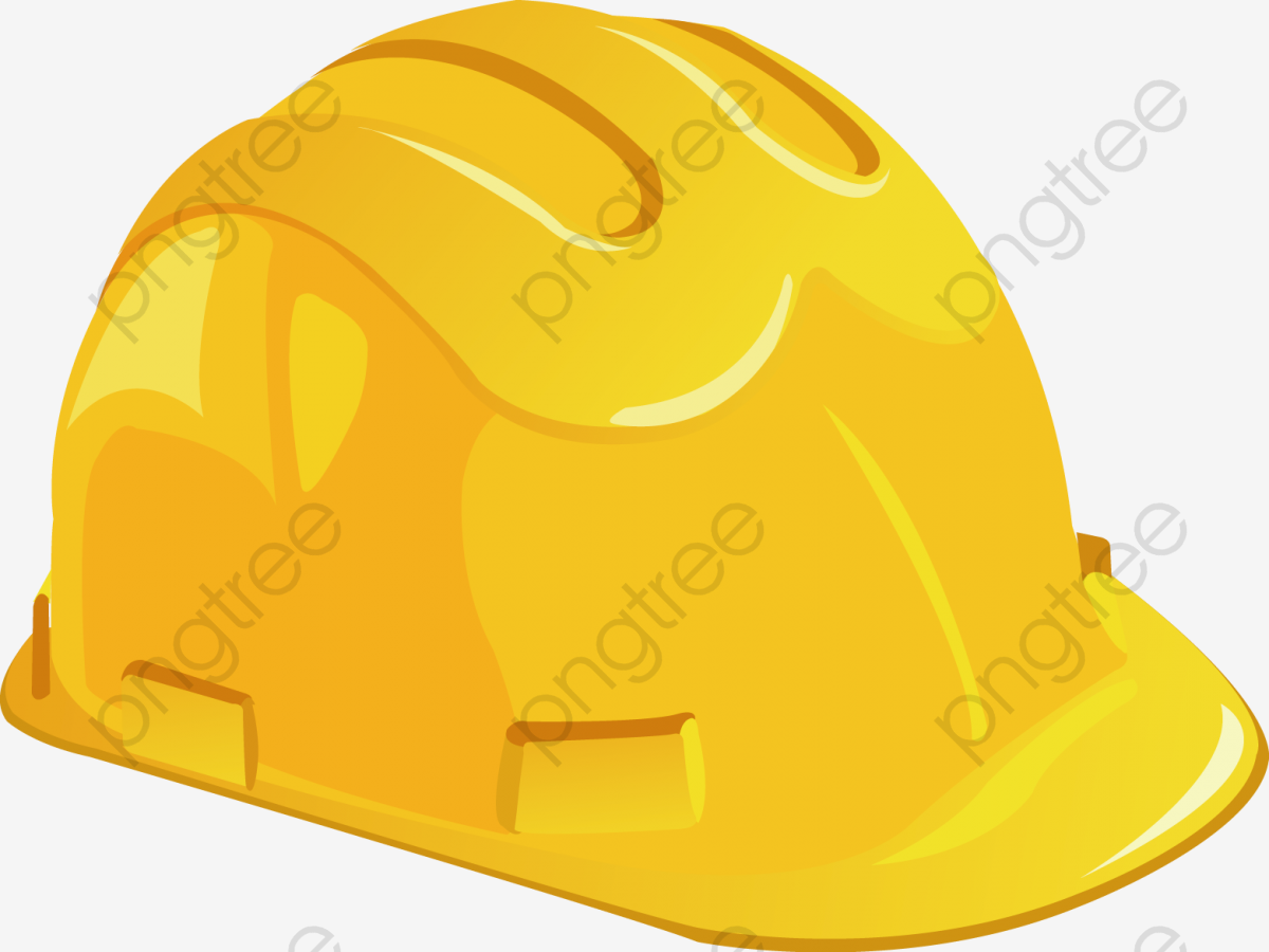 Yellow Helmet, Helmet, Yellow, Site PNG Transparent Image and.