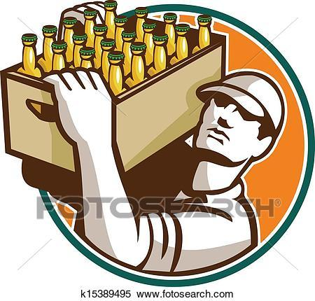 Case of beer clipart 7 » Clipart Portal.