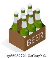 Case Of Beer Clip Art.