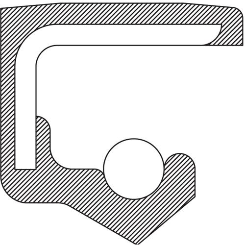 List: Transfer Case Output Shaft Seal.