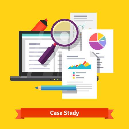 3,241 Case Study Stock Vector Illustration And Royalty Free Case.