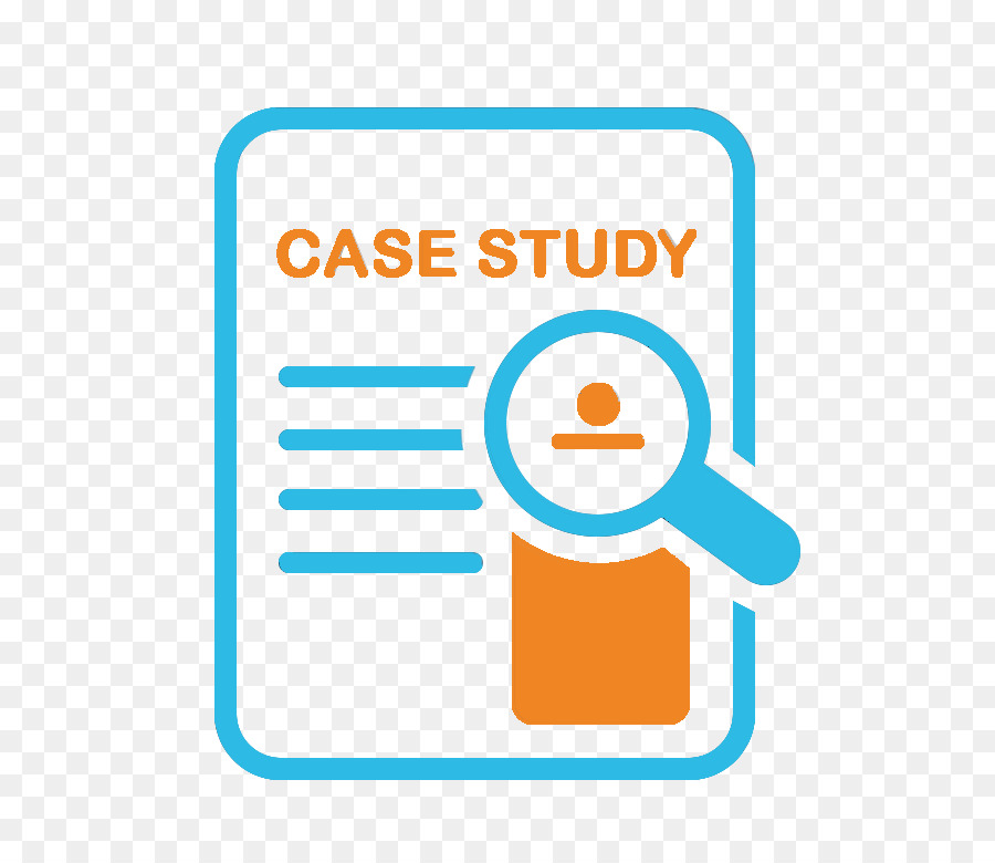Case Study Icon png download.