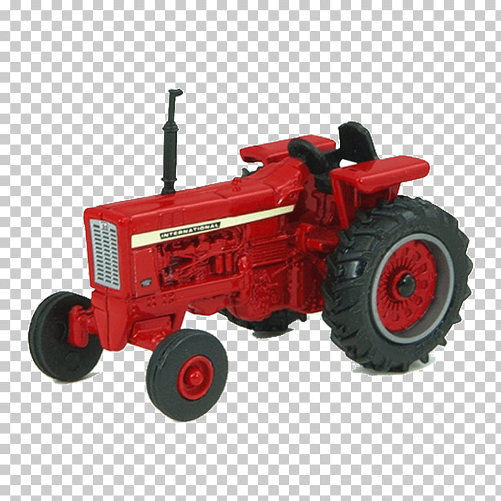 Tractor International Harvester Farmall John Deere Case IH.