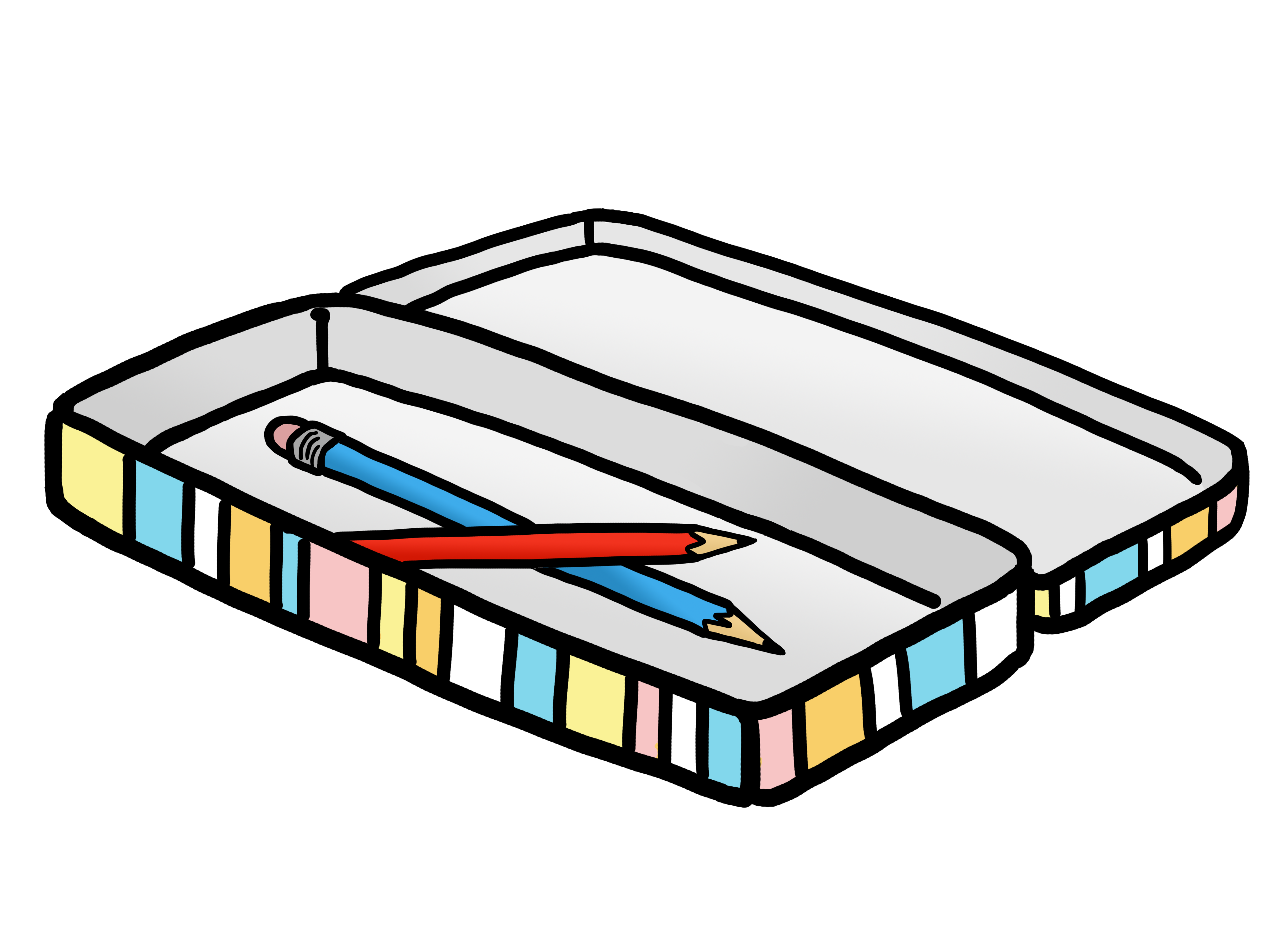 Pencil cases clipart 20 free Cliparts | Download images on ...