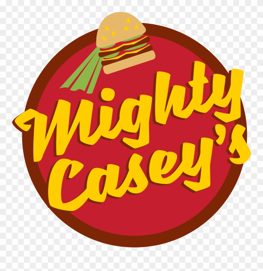 A Branding Campaign I Created For Mighty Casey's, A Clipart.