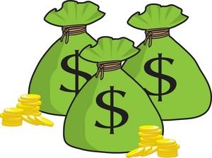 Cash clipart images.