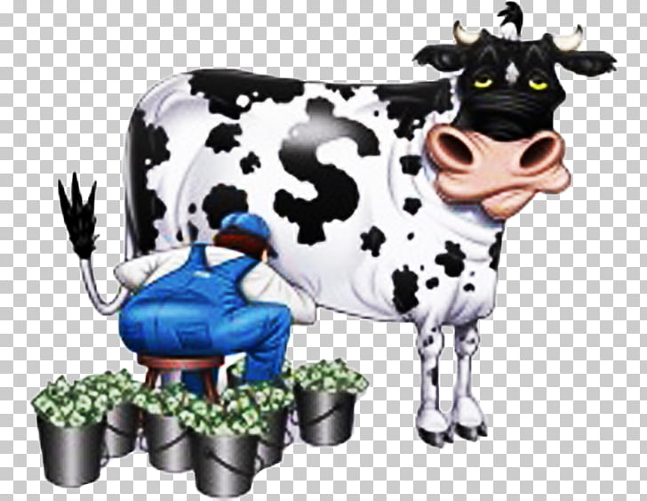 Cattle Cash cow Money Cash flow Dairy, others PNG clipart.