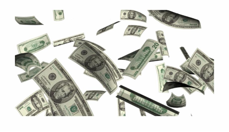Flying Money.