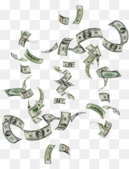 Flying Cash PNG And Flying Cash Transpar #521370.