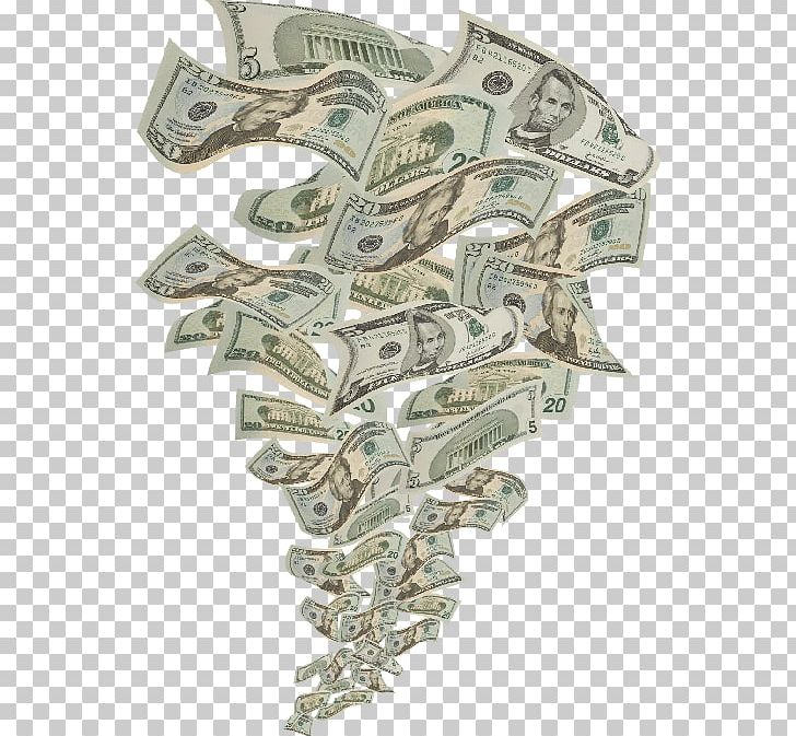 Money Foreign Exchange Market Trade Flying Cash Currency PNG.