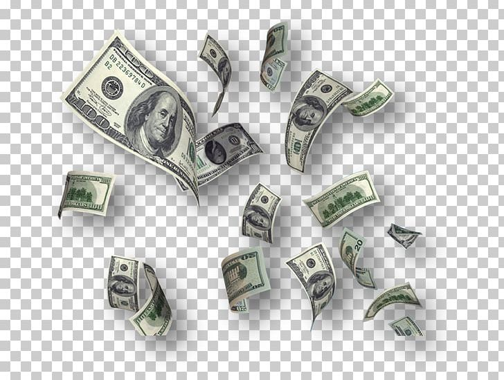 Flying Cash Money Portable Network Graphics United States Dollar PNG.