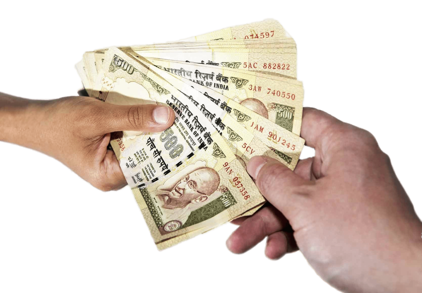 Download Cash In Hand Png () png images.