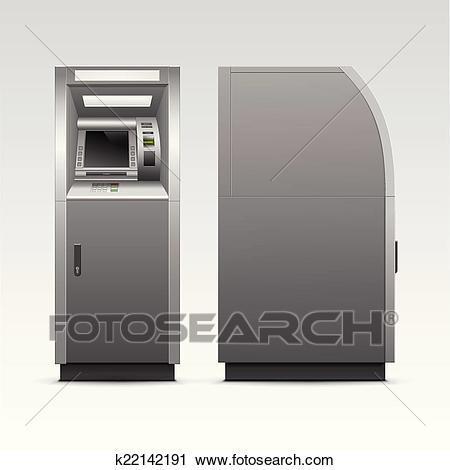 Cash machine clipart 5 » Clipart Portal.