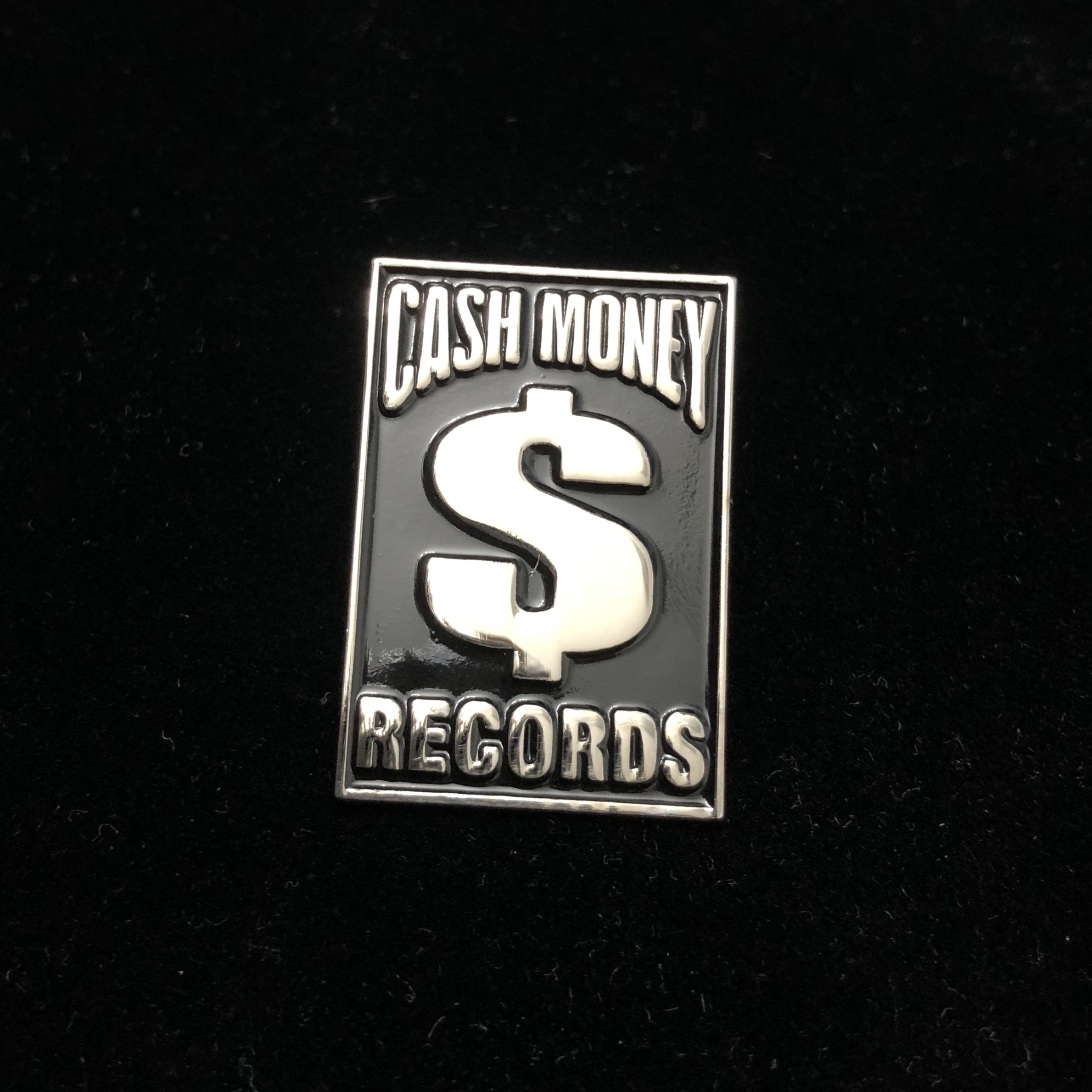 CASH MONEY LOGO SILVER.
