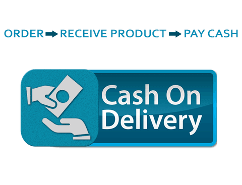 Cash On Delivery [COD].