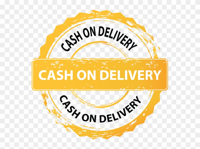 Cash On Delivery Png.