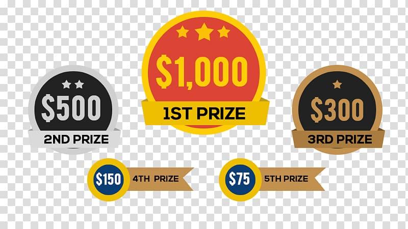 Prize money Competition Prize money Badge, cash prize.