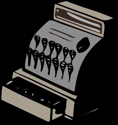 Free to Use & Public Domain Cash Register Clip Art.