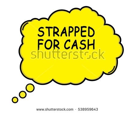 Cash Strap Stock Photos, Royalty.
