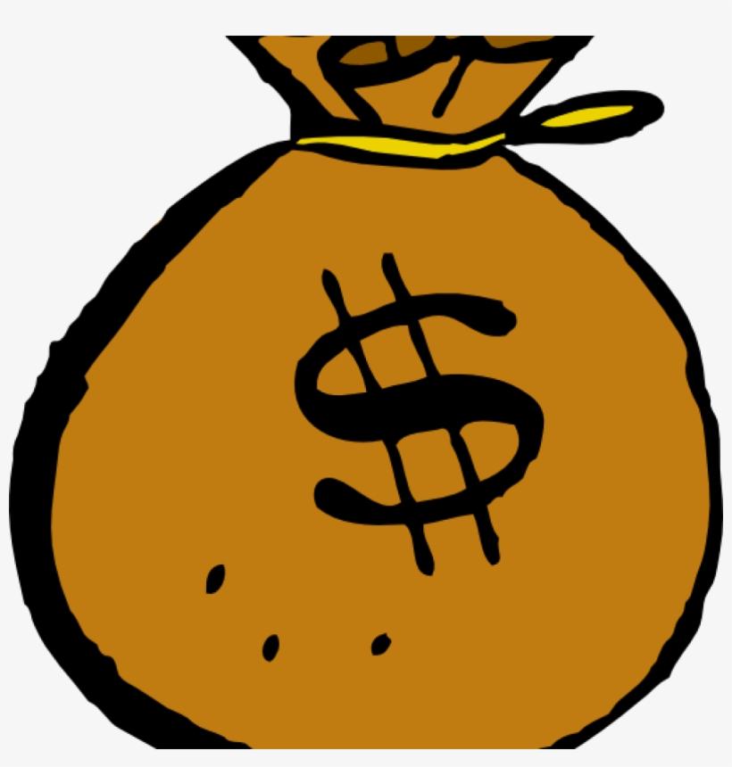 Sack Of Money Clipart Sack Of Money Clipart Brown Bag.