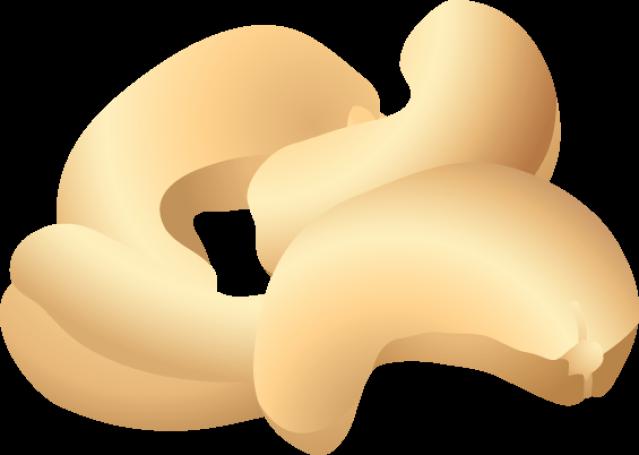 Cashew Clipart.