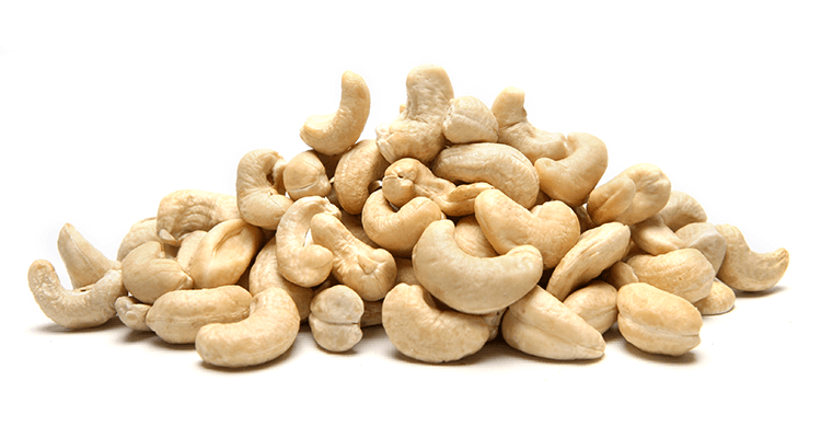 Alison's Pantry Natural Cashews.