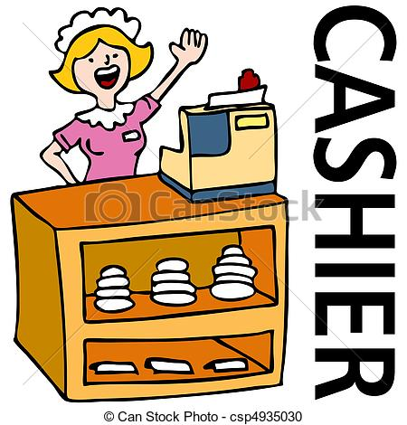 Cashier Vector Clip Art EPS Images. 1,586 Cashier clipart vector.