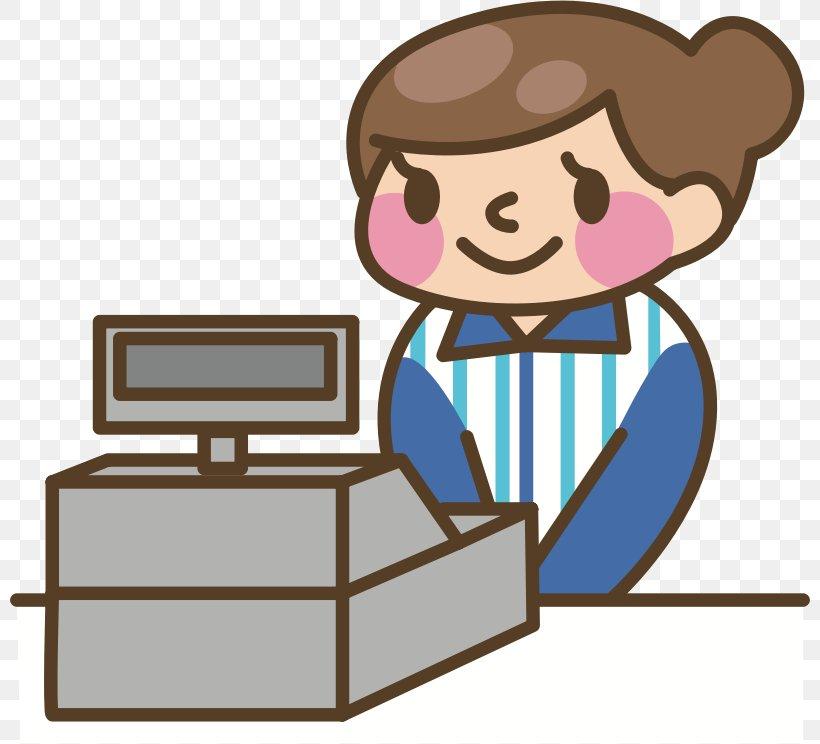 Cashier Cash Register Clip Art, PNG, 800x744px, Cashier.