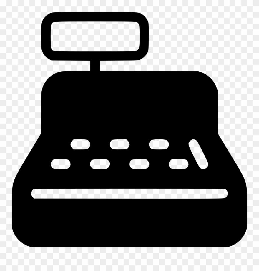 Cashier 2 Icon Clipart (#2489623).