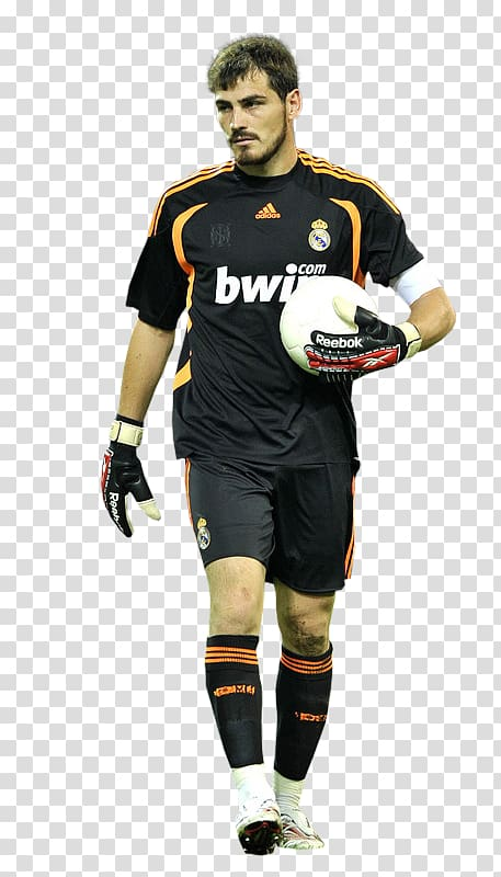 Iker Casillas Real Madrid C.F. Goalkeeper Football, futboll.
