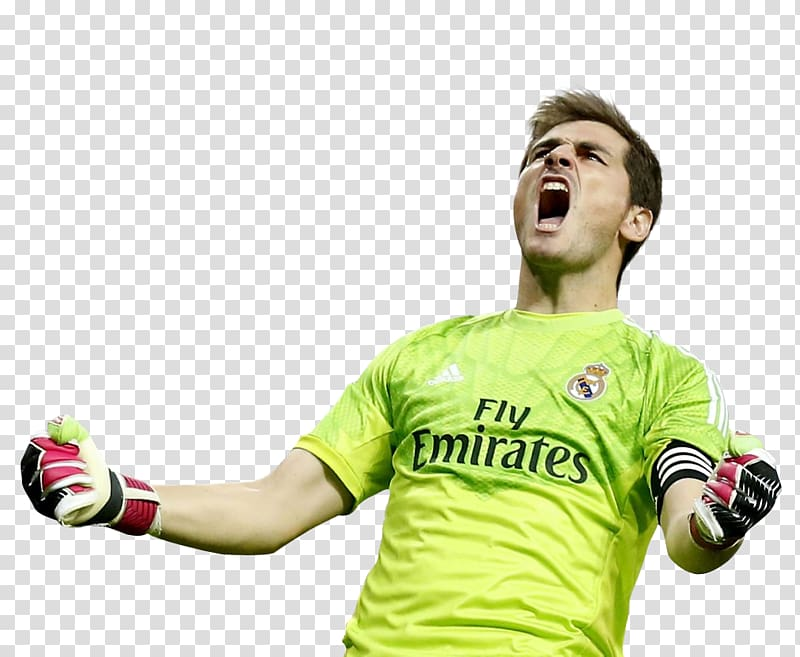 Real Madrid C.F. Football player Team sport Goalkeeper, Iker.